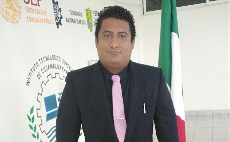 Adan Vidal, alumno de UCC Online